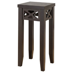 Contemporary Plant Stands And Telephone Tables by Sintechno, Inc.