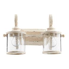 50 most popular white bathroom vanity lights for 2018 houzz quorum international san miguel bathroom vanity light persian white bathroom vanity lighting aloadofball Gallery