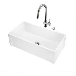 Elkay DRKAD282250RC Sink lustertone