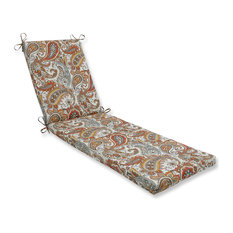 Hadia Sunset Oversized Chaise Cushion