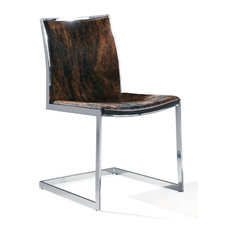 cowhide dining room chairs | houzz