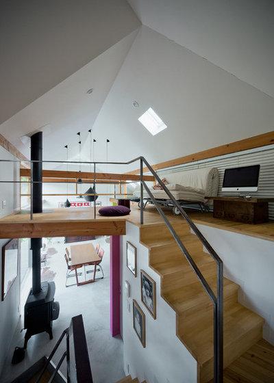 by UZU architects