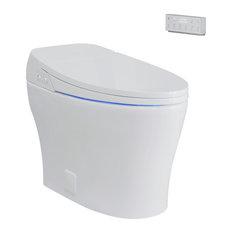 Muse Iwash Integrated Intelligent Bidet Elongated Toilet