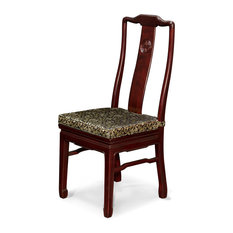 Asian Dining Room Chairs Houzz - Asian chair asian