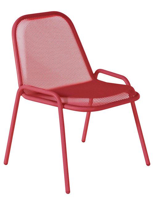 Golf Stol, Röd - Udendørs spisebordsstole