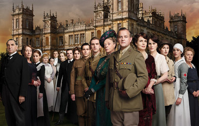 Add a Dash of Downton Abbey Style