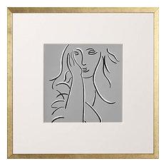 """""""Women of the Modern World No. 3"""" Artwork"""