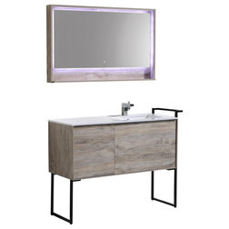 Industrial Bathroom Vanities And Sink Consoles by Aquamoon