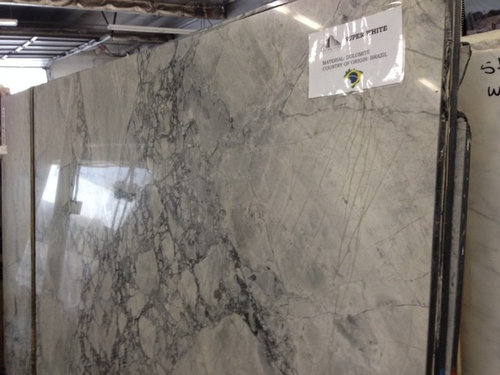 Also A Pic Of The Super White Dolomite Often It S Called Quartzite But Rep At Yard Said Its Slightly Weaker Than Stronger