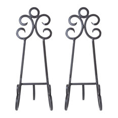Orvieto Set of 2 Easels 24in