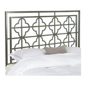 Safavieh Lucina Antique Iron Metal Headboard, King