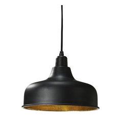 Detroit Pendant Light, Black