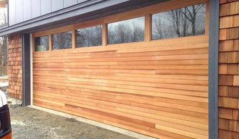 Custom Sawmill Creek Garage Door