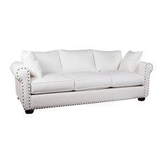 Ocean Ave Sofa White
