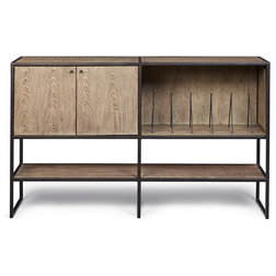 Industrial Console Tables by A.R.T. Home Furnishings