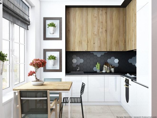Modern Kitchen by Sergey Harenko