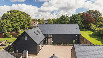 Contemporary Barn, South Cambridgeshire