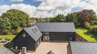 Contemporary Barn, South Cambridgeshire