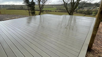 Composite Decking in Bristol.