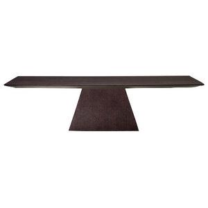 Halley Rectangular Oak Coffee Table