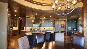 A sampling of wall finishes created by Prism Decorative Arts