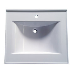 Premier Cultured Marble Top With Integrated Basin