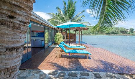 Suivez le Guide : Une villa posée sur le lagon de Moorea
