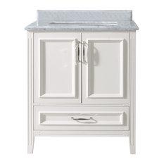 White Bathroom Vanity 30 Inches 30 inch white bathroom vanities | houzz