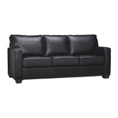 ARTEFAC   Gorgeous Leather Sofa Bed, Sofa With Double Bed   Sleeper Sofas