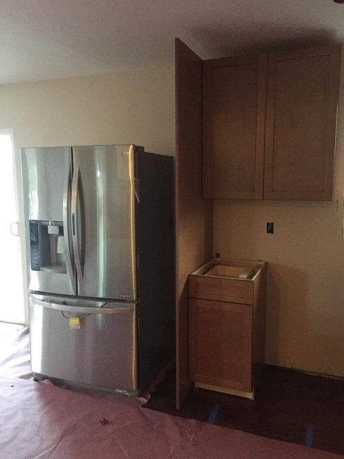 Is the refrigerator divider necessary?