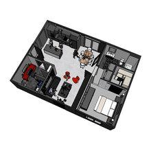 Residential 3D Interior
