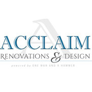 Acclaim Renovations and Design's photo