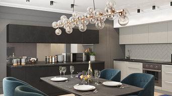 Дизайн: Квартира 130 м кв