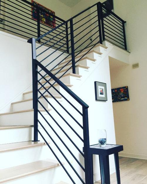 New Stair Railing