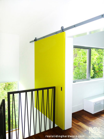 Modern  by Real Carriage Door & Sliding Hardware