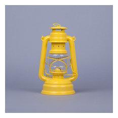 Yellow Paraffin Storm Lantern