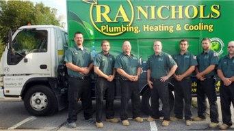R. A. Nichols Plumbing , Heating & Cooling