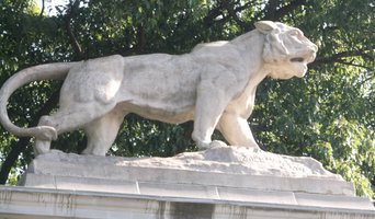 University City Lion Statue Restoration