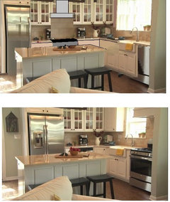 Distractingly Bad Tv Kitchen Layouts