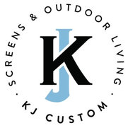 KJ Custom Screens & Outdoor Living's photo