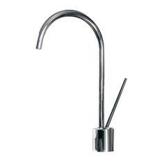 Tropic Kitchen Faucet, Brushed Nickel