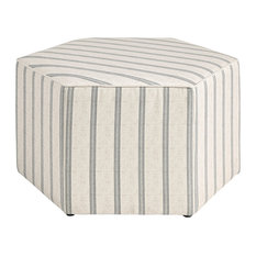 Martha Stewart Ellen Cocktail Ottoman