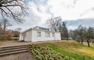 Une icône architecturale : le premier édifice du Bauhaus