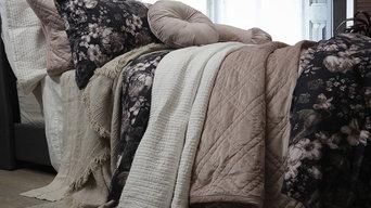 100% Cotton Poppy Dream Duvet Cover Set
