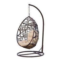 Berkley Outdoor Lounge Egg Chair
