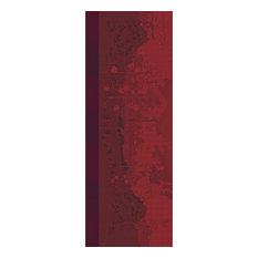 """Paysage Scarlet Tablerunner 22""""x59"""""""