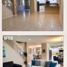 Before and After Photos of our SOLD homes