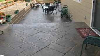 Decorative Concrete Services in Santa Clarita, CA