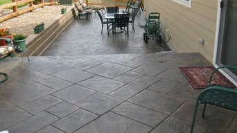 Decorative Concrete Services in Santa Clarita, CA