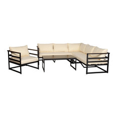 Noble Cove 5-Piece Outdoor Seating Set